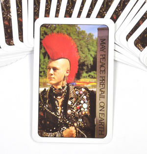 Punk Bridge Playing Cards Thumbnail 2