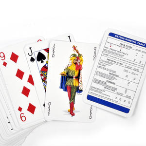 Punk Bridge Playing Cards Thumbnail 4