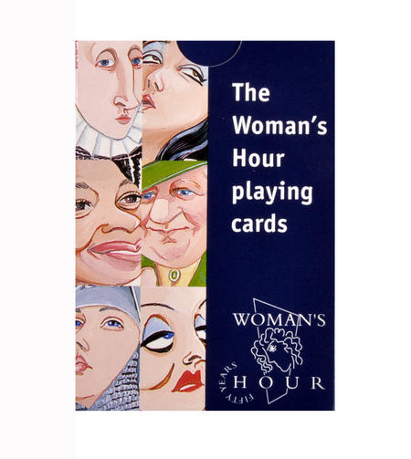 The Woman's Hour Playing Cards