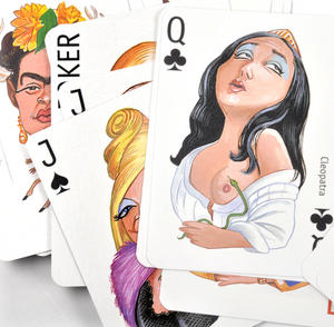 The Woman's Hour Playing Cards Thumbnail 5