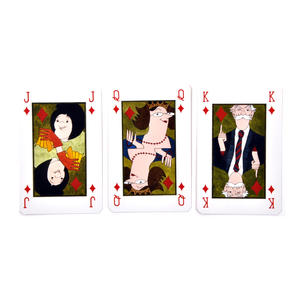 Tottering Hall Twin Pack Playing Cards Set Thumbnail 2