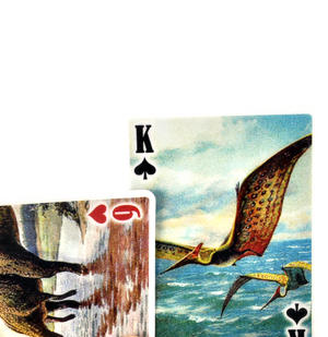 3-D Dinosaurs - Lenticular Playing Cards Thumbnail 6