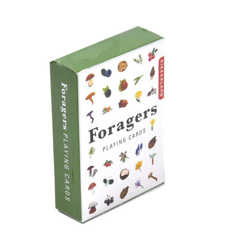 Foragers - Foraging Playing Cards