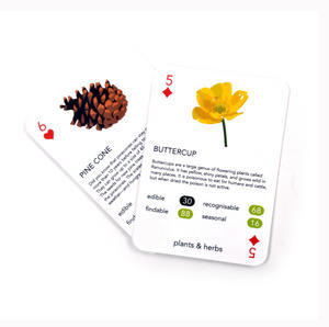 Foragers - Foraging Playing Cards Thumbnail 2