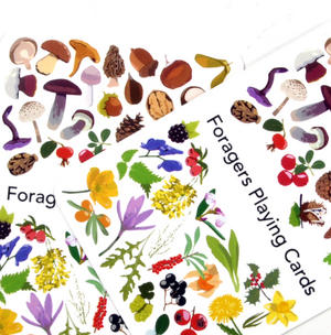 Foragers - Foraging Playing Cards Thumbnail 3