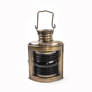 Port Navigation Paraffin Lamp, 21cm Thumbnail 3