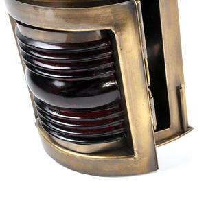 Starboard Navigation Paraffin Lamp, 21cm Thumbnail 5