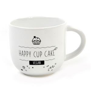 Happy Vegan Recipe Cup by Donkey Thumbnail 1