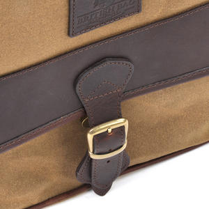 Camel Tough Canvas Cross Body Messenger Bag Thumbnail 6