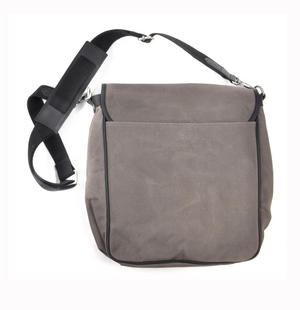 Slate Tough Canvas Cross Body Messenger Bag Thumbnail 3