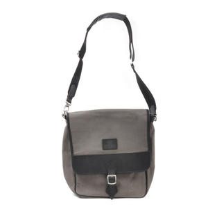 Slate Tough Canvas Cross Body Messenger Bag Thumbnail 5