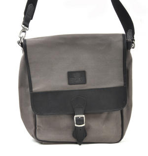 Slate Tough Canvas Cross Body Messenger Bag Thumbnail 6