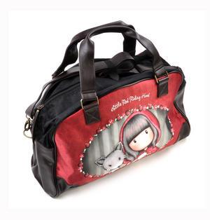 Little Red Riding Hood Weekender Carry All Bag by Gorjuss Thumbnail 2
