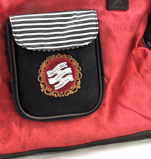 Little Red Riding Hood Weekender Carry All Bag by Gorjuss Thumbnail 5