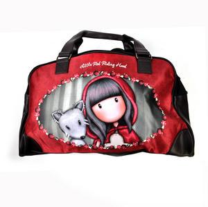 Little Red Riding Hood Weekender Carry All Bag by Gorjuss Thumbnail 6