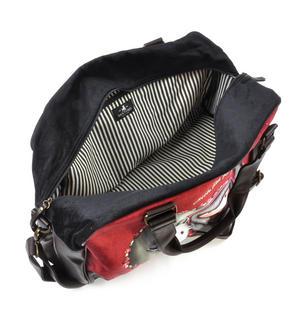 Little Red Riding Hood Weekender Carry All Bag by Gorjuss Thumbnail 8