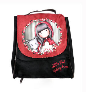 Gorjuss Rucksack - Little Red Riding Hood Thumbnail 1