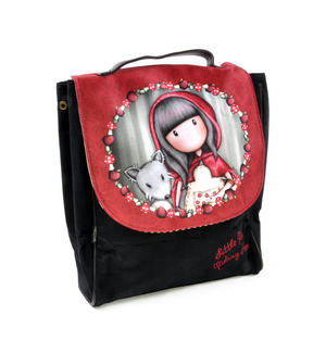Gorjuss Rucksack - Little Red Riding Hood Thumbnail 4