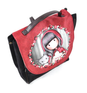 Gorjuss Rucksack - Little Red Riding Hood Thumbnail 8