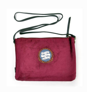 The Hatter Double Pouch Cross Body Bag Thumbnail 3