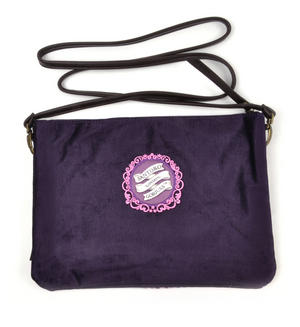 Sugar and Spice  Double Pouch Cross Body Bag Thumbnail 3