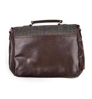 Harris Tweed Carloway Briefcase Thumbnail 2