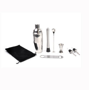 Cocktail Set - 8 Piece Stainless Steel Thumbnail 2