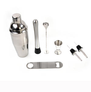 Cocktail Set - 8 Piece Stainless Steel Thumbnail 3