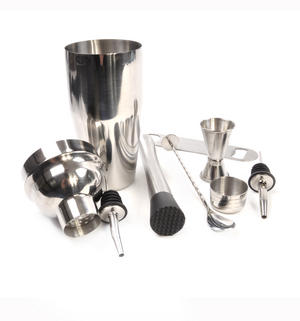 Cocktail Set - 8 Piece Stainless Steel Thumbnail 4