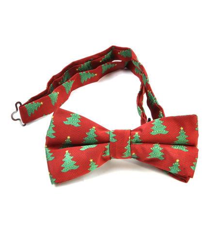 Christmas Tree Bow Tie by St. George Dresswear