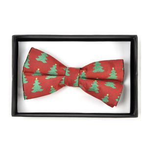 Christmas Tree Bow Tie by St. George Dresswear Thumbnail 3
