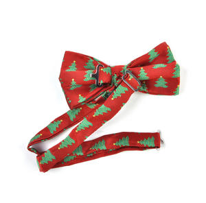 Christmas Tree Bow Tie by St. George Dresswear Thumbnail 4