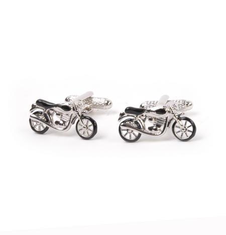 Cufflinks - Motorbikes