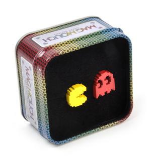 Cufflinks - Pac Man and Ghost 3D Thumbnail 4