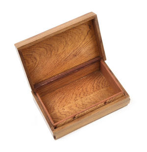 Puffins Secret Marquetry Stash Box with Invisible Opening System 11 x 17cm Thumbnail 3