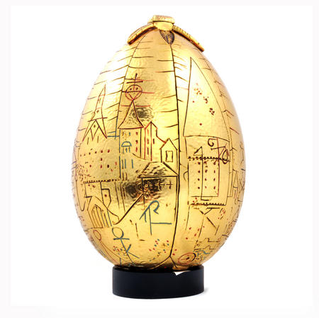 Harry Potter Replica Golden Egg (New Design)