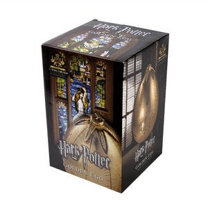 Harry Potter Replica Golden Egg (New Design) Thumbnail 2