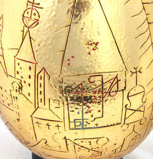 Harry Potter Replica Golden Egg (New Design) Thumbnail 5