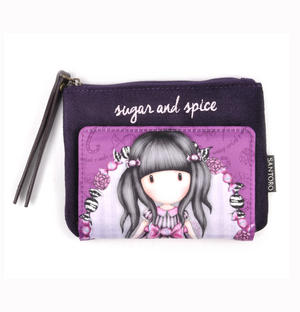 Sugar and Spice Bi-Fold Coin Purse Wallet by Gorjuss