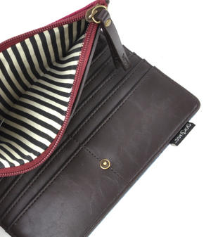 The Hatter Large Wallet by Gorjuss Thumbnail 5