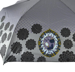 Lola Glamour Umbrella by Decodelire, Paris Thumbnail 3
