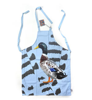 Duck Apron by Leslie Gerry