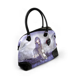 Dear Alice Handbag by Gorjuss