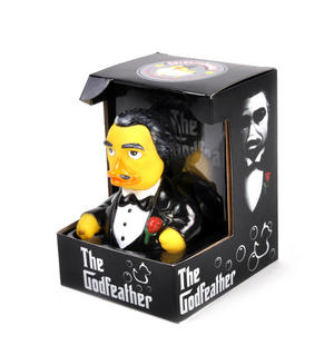 The Godfather Rubber Duck - Celebriduck for Godfather Marlon Fans Thumbnail 4