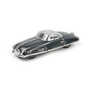 German Mercury Coupe Submarine Classic Car - Collector's Model Thumbnail 1