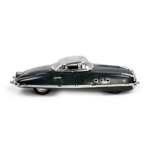 German Mercury Coupe Submarine Classic Car - Collector's Model Thumbnail 4