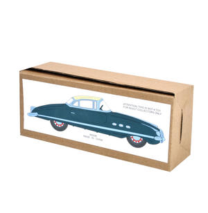 German Mercury Coupe Submarine Classic Car - Collector's Model Thumbnail 6