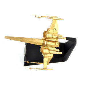 24k Gold Star Wars X Wing Fighter - Limited Edition by Royal Selangor Thumbnail 4