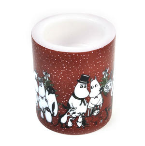 Winter Magic 12cm Moomin Candle Thumbnail 2