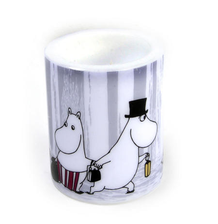 Winter Trip 12cm Moomin Candle